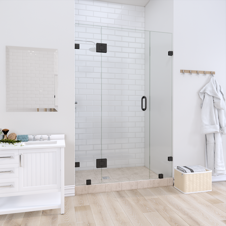 Right Open Door & Panel Shower Door