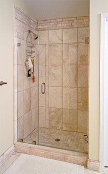 Shower Construction Guide Dulles Glass