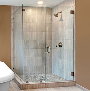 Shower Construction Guide | Dulles Glass