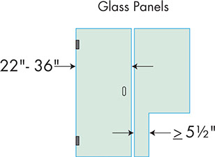 Glass Panels