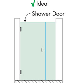 Ideal Shower Door