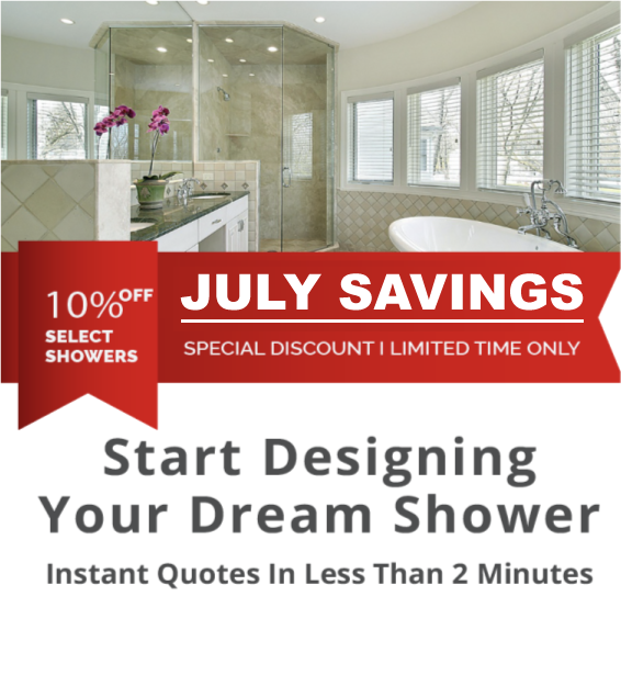 july shower savings