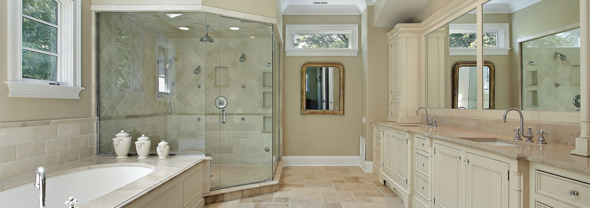 Shower Doors, Mirrors Installed in VA, MD, DC | Dulles Glass