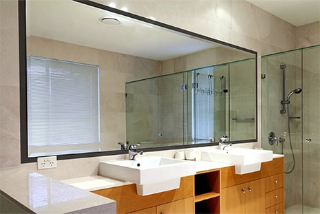 Vanity & Bathroom Mirrors